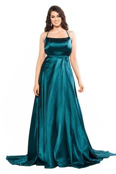 Curve Plus Size Dresses Silk Satin Dress, Silk Slip, Satin Dresses, Red Satin, Curve Prom Dresses, Formal Dresses, Slit Dress, Dress Skirt, Fresco