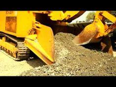 Schaeff ITC 112 Tunnelbagger Video Tunnelbagger und Tunnelbau-Baumaschinen finden Sie unter http://www.ito-germany.de/ #tunnelexcavator #bagger #excavator #schaeff #video