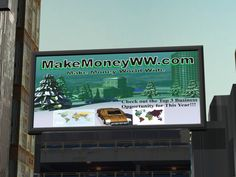 How can I make money from home:  http://www.makemoneyww.com