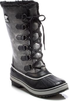 8371a8374d8 Sorel has been hitting the mark! Check out these Sorel Tivoli High Winter  Boots -