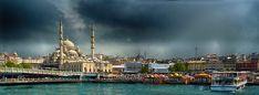 istanbul panorama 2014 - istanbul, Istanbul
