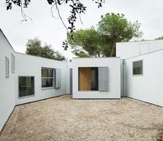 FRPO Rodriguez & Oriol Architecture . MO house