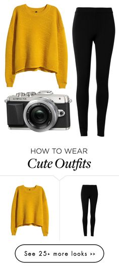 """Cute Outfit"" by sunset-oceans on Polyvore featuring H&M and Max Studio"