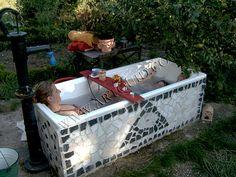 badewanne bilder comic. Black Bedroom Furniture Sets. Home Design Ideas