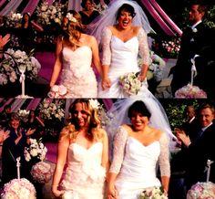 Callie and Arizona's wedding