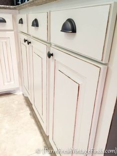 Ordinaire Kitchen Cabinet Refacing On A Budget   Farm Fresh Vintage Finds