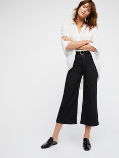 Kimmie Pant at Free People Clothing Boutique