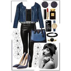 How To Wear Denim : Meet Ur Ex #denim #trendreport #polyvore