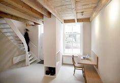 Simples como há 400 anos Casa minimalista House