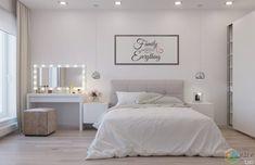 Super Home Dco Bedroom Quartos 16 Ideas Bedroom Bed Design, Room Ideas Bedroom, Bedroom Layouts, Home Bedroom, Bedroom Decor, Home Living Room, Interior Design Living Room, Stylish Bedroom, Bedroom Color Schemes