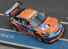 Kremer Porsche 997 at the 24 Hours 2014
