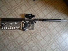 www.HomeGunsmith.com Static Archive Anti Materiel Rifle, Homemade Weapons, Love Time, Shooting Range, Art Station, Deviant Art, Rifles, Firearms, Geometric Shapes