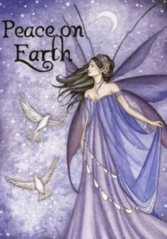 jessica galbreth | 128. Faery Blessing de Jessica Galbreth!