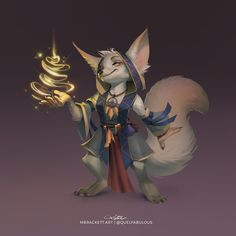 World Of Warcraft Characters, Fantasy Characters, Fox Character, Character Concept, Warcraft Art, Medieval, Anthro Furry, Wow Art, Creature Concept