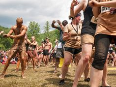 tips for muddy runner rookies. REALLY want to do a mud run and color run