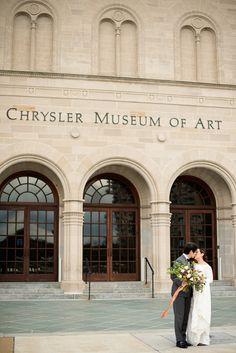 My Favorite Wedding Venues In Hampton Roads Museum Inspiration Chrysler Surprise