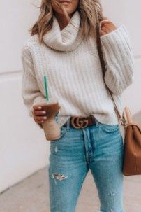 Teenage girl outfits - Fall Staples + My Favorite Starbucks Drinks for the Season – Teenage girl outfits Fall Fashion Outfits, Look Fashion, Trendy Outfits, Winter Fashion, Womens Fashion, Cheap Fashion, Fashion Trends, Fashion Clothes, Fashion Ideas