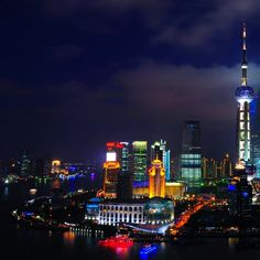 """Learn #Mandarin in the """"Pearl of the Orient"""" #Shanghai #China."""