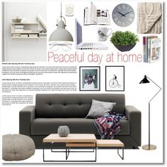 """Peaceful day at home"" by galina-gavrailova on Polyvore"