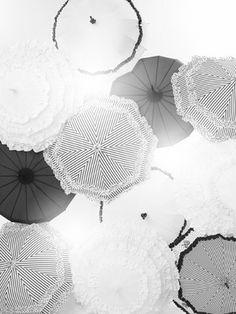 Umbrellas by Lisbeth Dahl Copenhagen. #LisbethDahlCph #umbrella