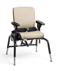 The Rifton Activity Chair is perfect for feeding, speech therapy, active learning, and for clients with sensory processing challenges. http://www.rifton.com/products/special-needs-chairs/rifton-activity-chairs