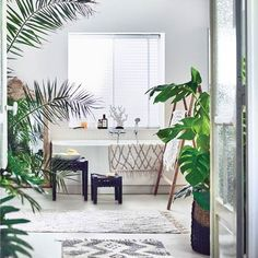 20 Beautiful Bathrooms With Vessel Sinks Home Design Lover Modern Boho Bathroom, Eclectic Bathroom, Diy Bathroom Decor, Bathroom Ideas, Bathroom Plants, Bathroom Designs, Bathroom Mat, Bathroom Inspiration, Master Bathroom