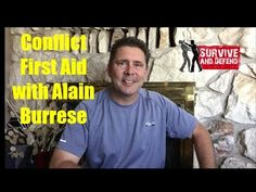 Conflict First Aid with Alain Burrese
