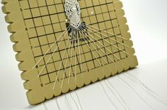 MicroMacrame by Raquel: A little review on the BeadSmith macrame board
