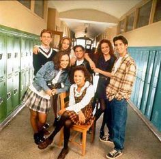 Student Bodies. YTV. 90s. Day in/Day out/That's what it's all about