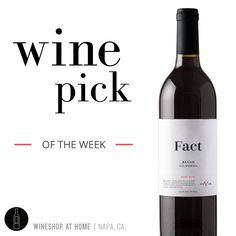 This pretty pink wine features concentrated flavors of sweet, red fruit with a little kick of acidity pair wit Diami earrings . Wine Shop At Home, Wine Club Monthly, Wine Meme, Wine Auctions, Personalized Wine, Red Fruit, Wine Making, Fine Wine, Wine Recipes