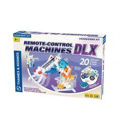 Signature Series: Remote-Control Machines DLX