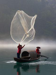 Korea pêche