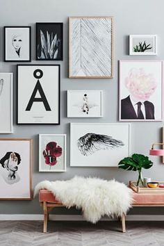 8 Tips for Finding the Perfect Art for Your Apartment via @PureWow