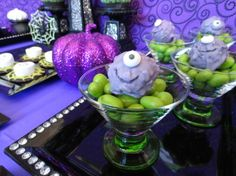 Halloween Too Cute to Spook - Party Planning - Party Ideas - Cute Food - Holiday Ideas -Tablescapes - Special Occasions And Events - Party Pinching