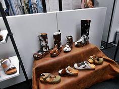 Berlin Fashion Week - Green Showroom and Ethical Fashion Show Berlin Fashion, Ethical Fashion, Showroom, Hiking Boots, Fashion Show, Green, Sustainable Fashion, Fashion Showroom
