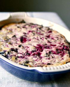 Dark Choc brownies with rasberry Goat cheese swirl.  Goat cheese makes everything better!