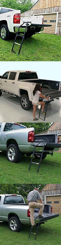 Other Backyard Games 159081: New Tailgate Ladder Truck Pickup Step Ford F150 F250 Chevy Dodge Ram Tundra -> BUY IT NOW ONLY: $52.59 on eBay!