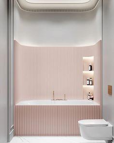 French Home Decor .French Home Decor Interior Design Inspiration, Bathroom Inspiration, Interior Ideas, Design Ideas, Modern Bathroom, Small Bathroom, Blush Bathroom, Bathroom Toilets, Bathroom Cleaning