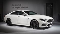 2018 CLS Mercedes Benz Coupe Edition 1