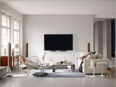 BANG & OLUFSEN launches an impressive 85-inch television.