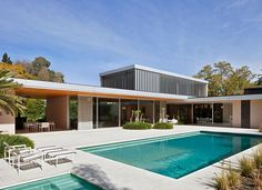 Cliquez ici pour découvrir une luxueuse villa mexicaine que l'on doit au cabinet d'architecte Parque Humano