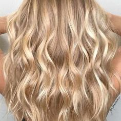 Warm blonde hair tones, perfect for brightening your locks this spring -. - Warm blonde hair tones, perfect for brightening your locks this spring – t - Blonde Hair Shades, Blonde Hair Looks, Honey Blonde Hair, Neutral Blonde, Blonde Color, Blond Hair Colors, Warm Blonde Highlights, Highlighted Blonde Hair, Different Shades Of Blonde