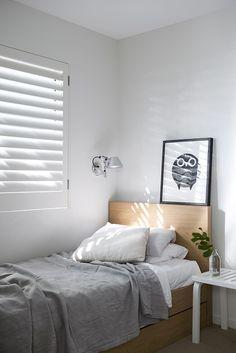 ment accrocher les rideaux dans une petite chambre