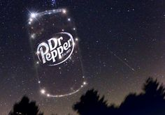 The stars at night are big and bright, deep in the heart of Texas, but I don't remember seeing this constellation ;-)