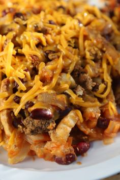 Crock Pot French Fry Casserole Recipe