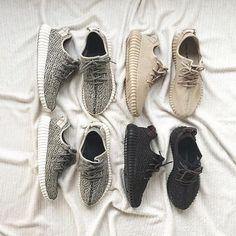Adidas by Kanye West Yeezy Boost  Follow us on Twitter: https://twitter.com/SneaksOnFiree