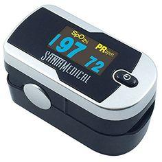 Santamedical Generation 2 OLED Fingertip Pulse Oximeter O... https://www.amazon.com/dp/B018HC7FJ6/ref=cm_sw_r_pi_dp_x_I7diAbA8HA75K