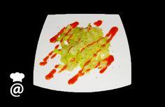 Espaguettis de calabacín