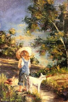 Tanya Jansen Art Landscape Paintings, Art, Craft Art, Kunst, Landscape Drawings, Art Education, Sanat