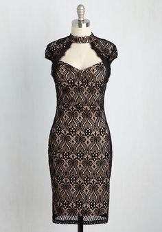 Striking Rich Dress - Cutout, Girls Night Out, Bodycon / Bandage, Short Sleeves…